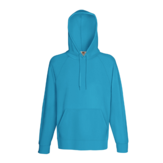 Fruit Of The Loom Men's Lightweight Hooded Sweat