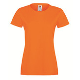 Fruit of the Loom Lady-Fit Sofspun T