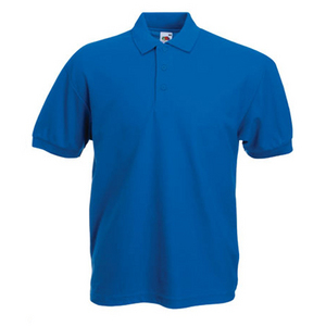Fruit Of The Loom Poly Cotton Polo Shirt New Lower Price