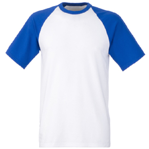 5e45d1cf Qtag Home » T-Shirts » Mens Short Sleeve T-Shirts » Fruit of the Loom Short  Sleeve Baseball T-shirt · «