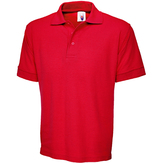 Uneek Ultimate 100% Cotton Heavyweight Pique Polo
