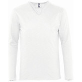 SOL'S Marais Long Sleeve Slub T-Shirt
