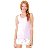 Bella Baby Rib Tank Top
